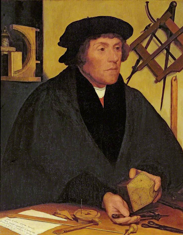 Nicholas Kratzer (1487–c.1550), Fellow of Corpus Christi College, Oxford and Later Astronomer Royal to Henry VIII