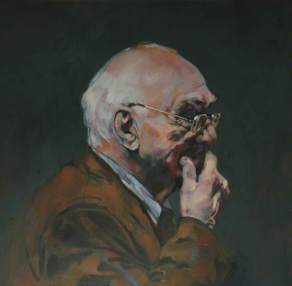 Professor Jerome S. Bruner, Watts Professor of Experimental Psychology (1972–1980)