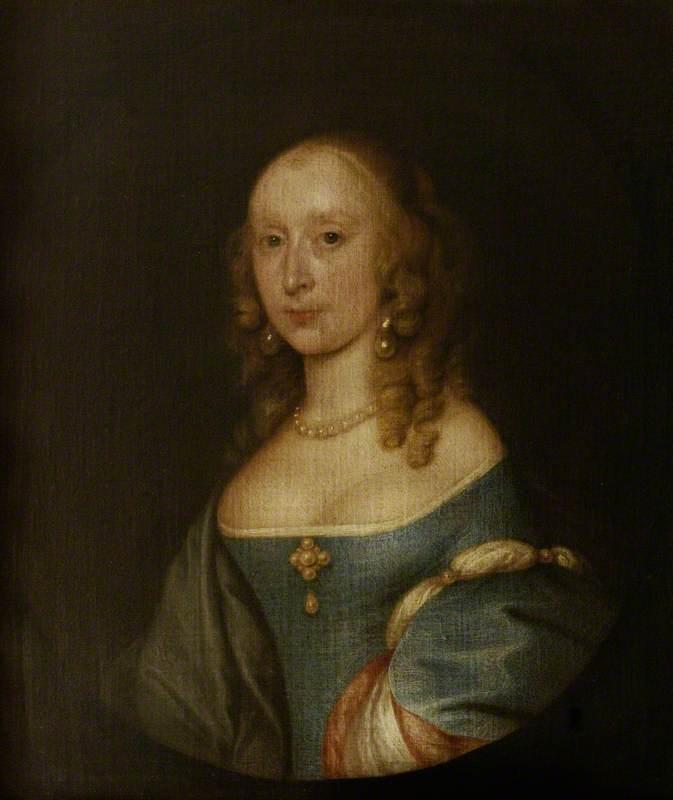 Elizabeth Shiers (c.1634–1700)