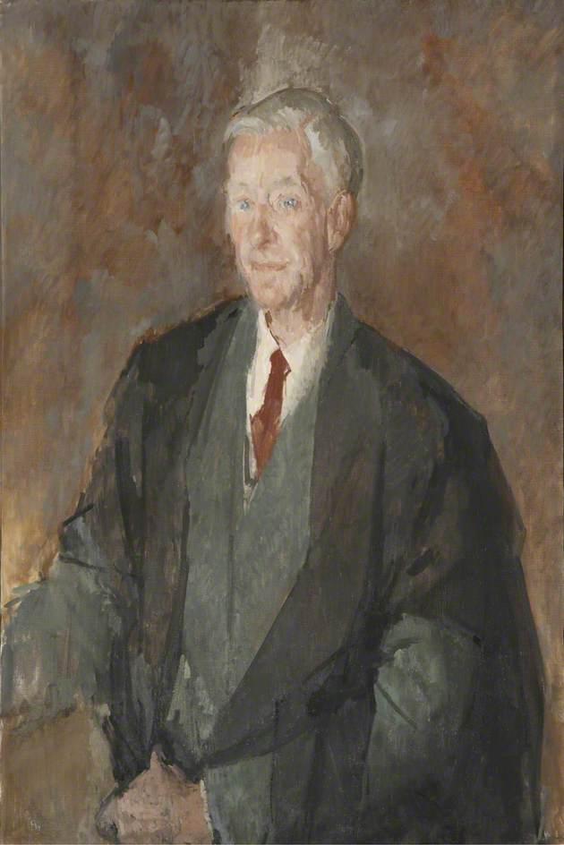 John Traill Christie, Principal (1949–1967)