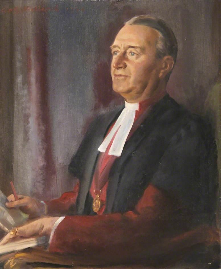 Eric Abbott, Warden (1956–1960)