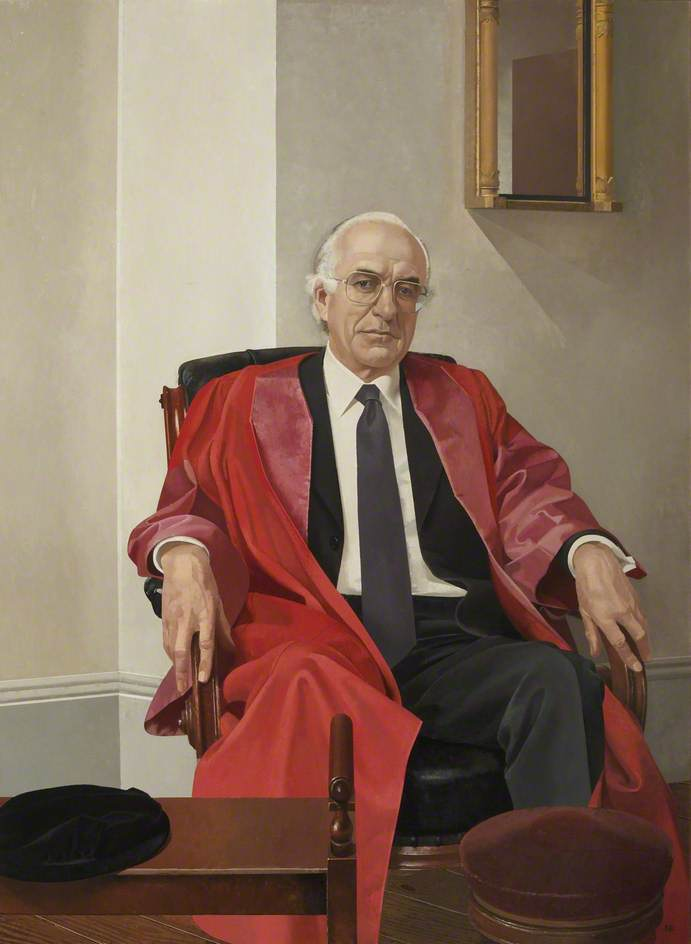 George Richardson, Warden (1989–1994)