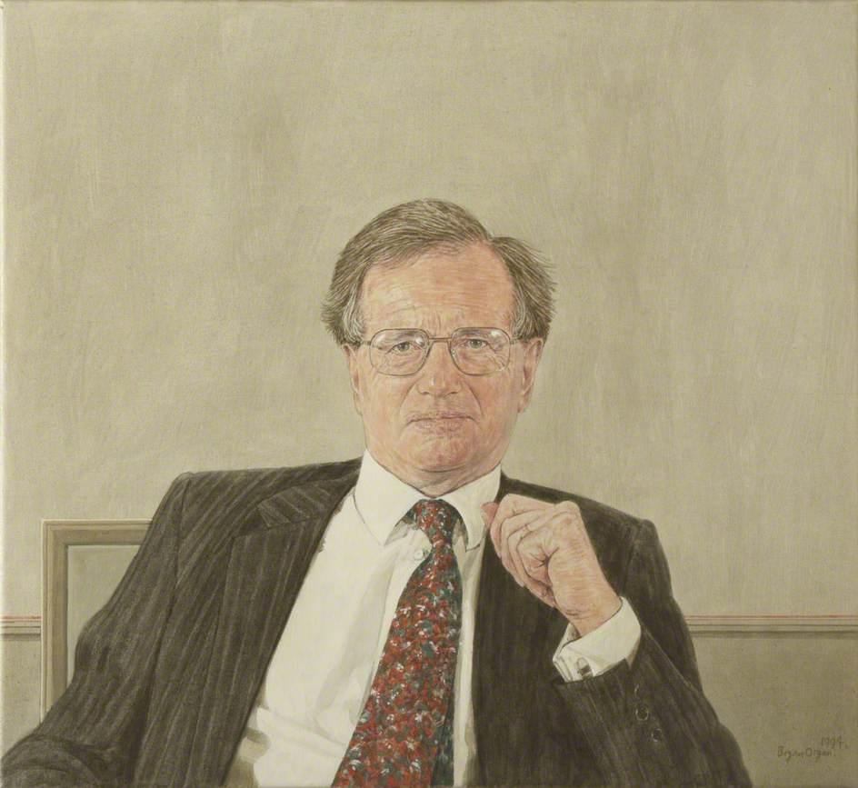 Sir Maurice Shock (b.1926), Rector (1987–1994)