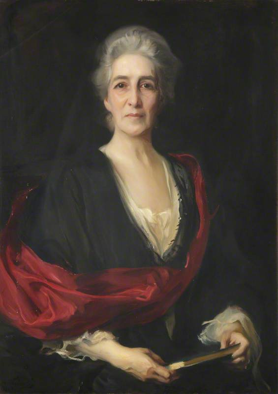 Henrietta Jex-Blake, Principal (1909–1921)
