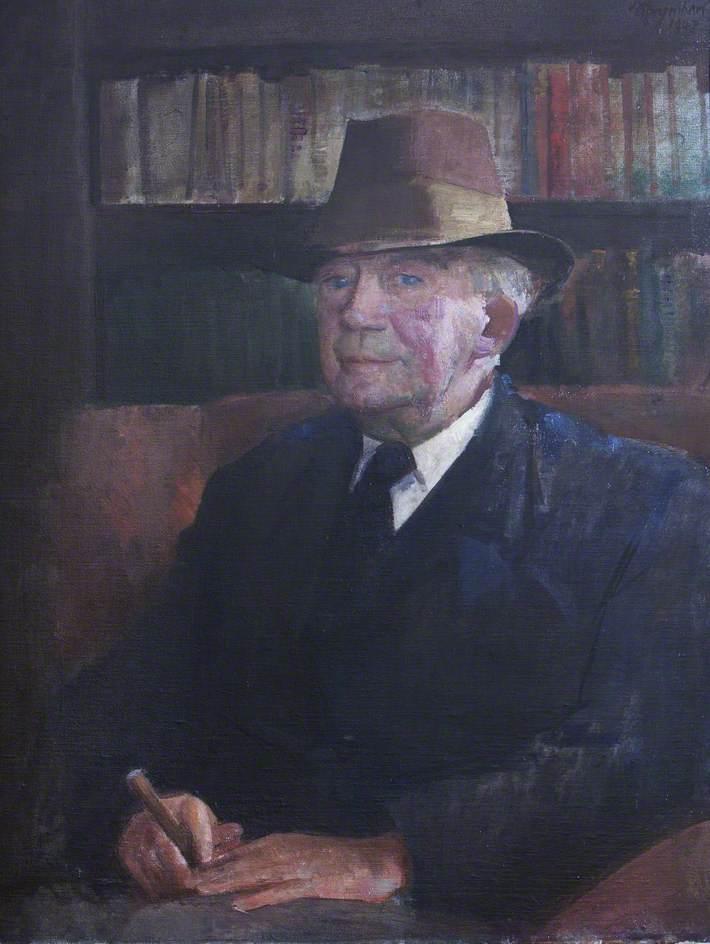 Heathcote William Garrod (1878–1960)