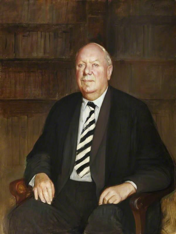 James Howard Eagle Griffiths (1908–1981), President (1968–1979)