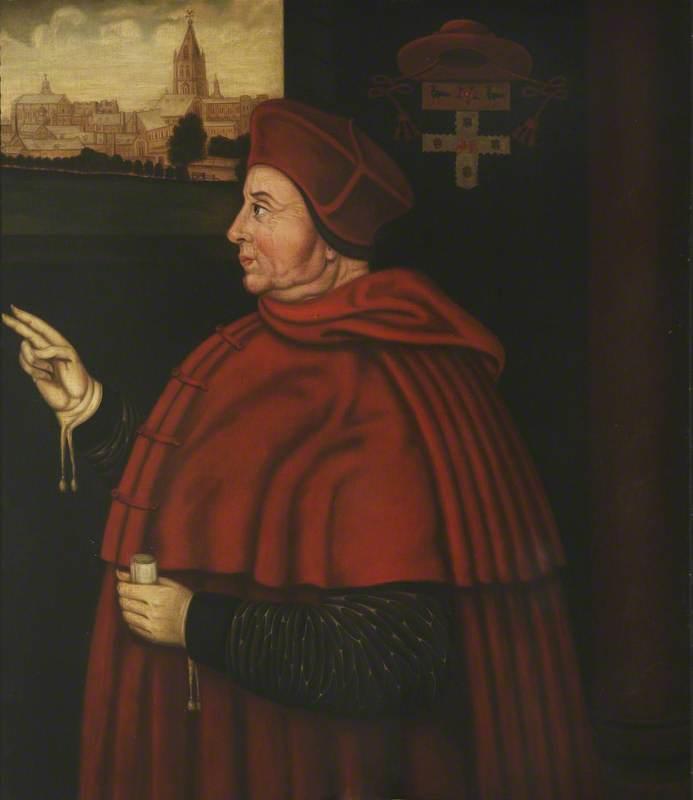 Cardinal Thomas Wolsey (c.1475–1530), Fellow (1497–1502)