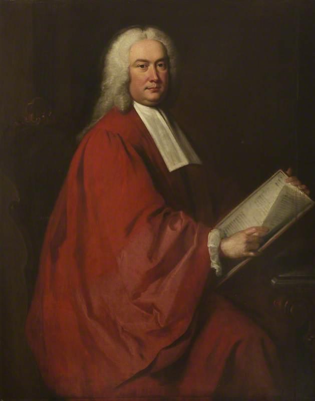 Sir Edmund Isham (1690–1772), Fellow (1720–1736)