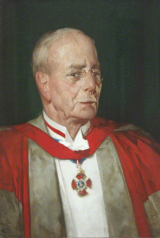 Sir Charles Scott Sherrington (1857–1952), OM, Fellow (1913–1939)