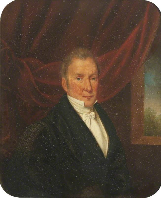 Walter Vicary (1770–1845), Matriculated (1805), Organist (1797–1845)