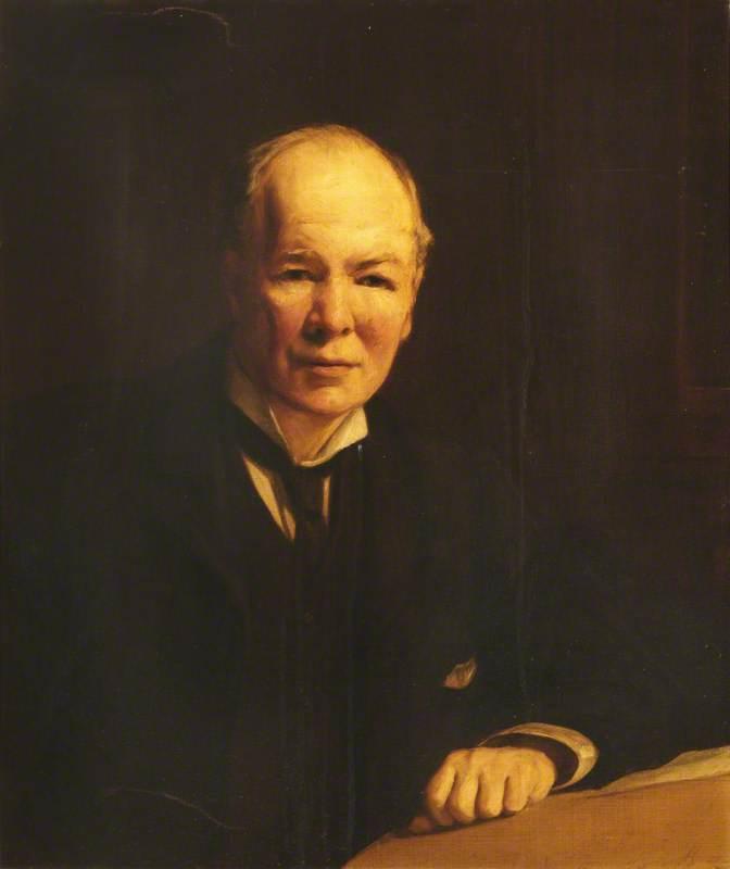 Richard Gunstone (1840–1924), Steward of the Junior Common Room (1880–1914)