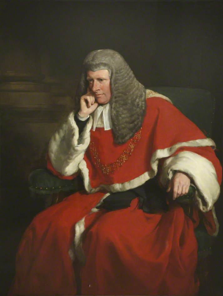 Sir William Erle, Lord Chief Justice