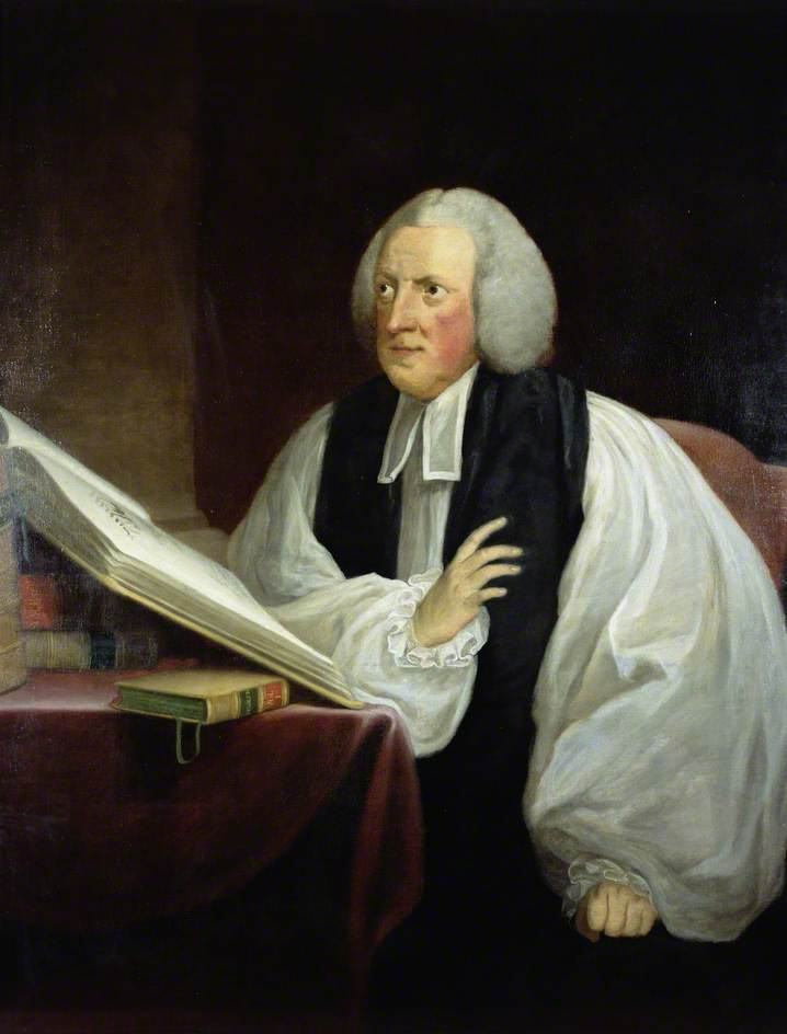 Robert Lowth, Bishop of London