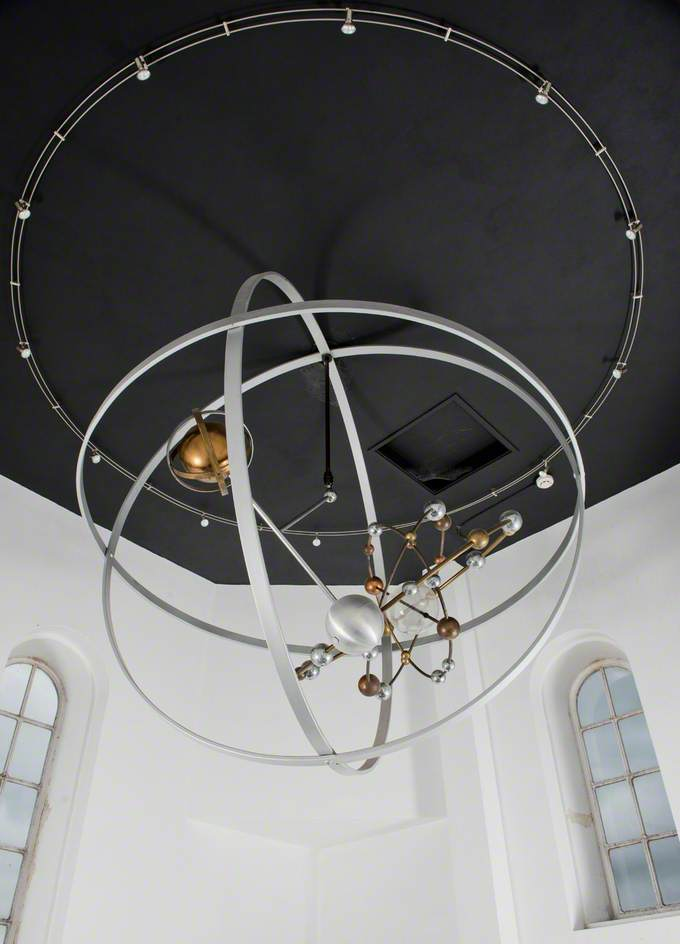 The Tower Orrery