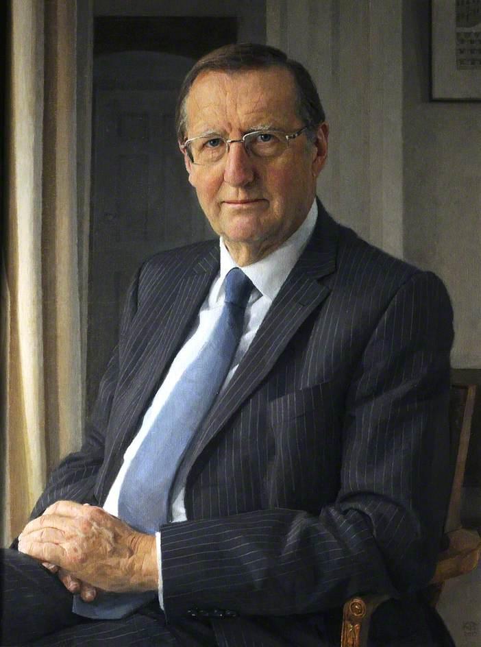 Sir Derek Morris