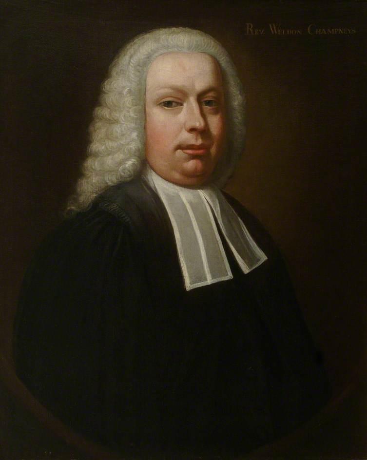 The Reverend Weldon Champneys