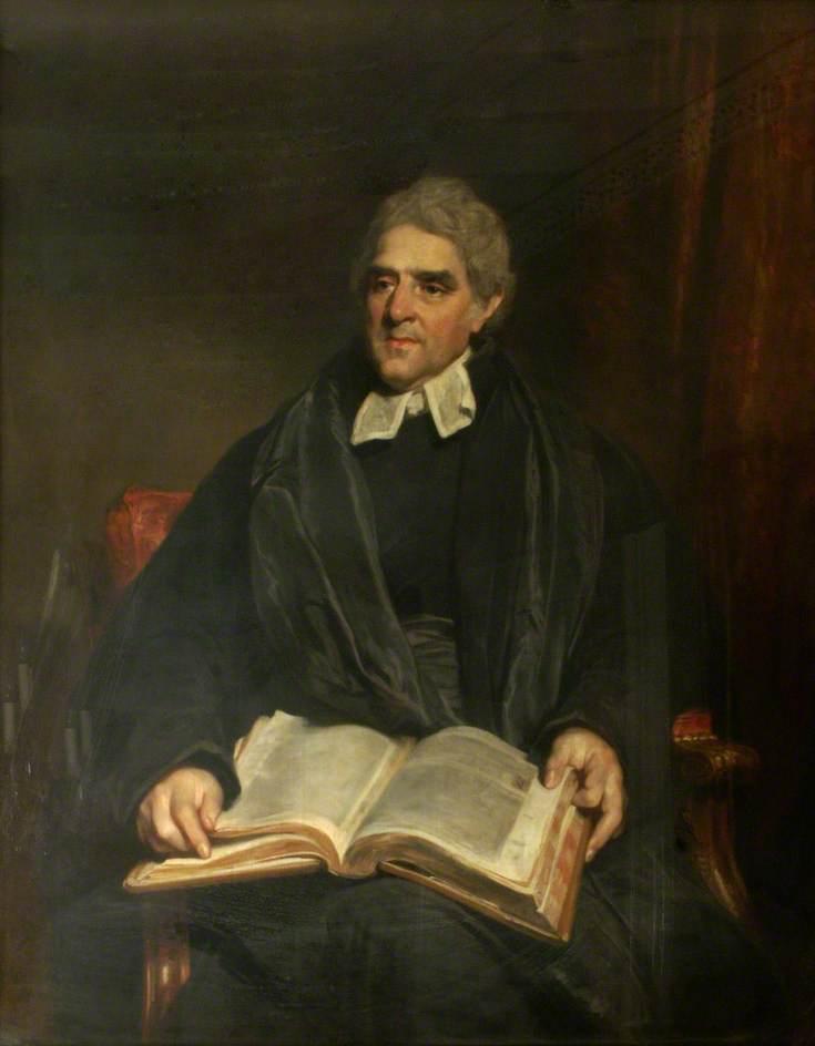 Dr Phineas Pett, Principal (1801–1815)