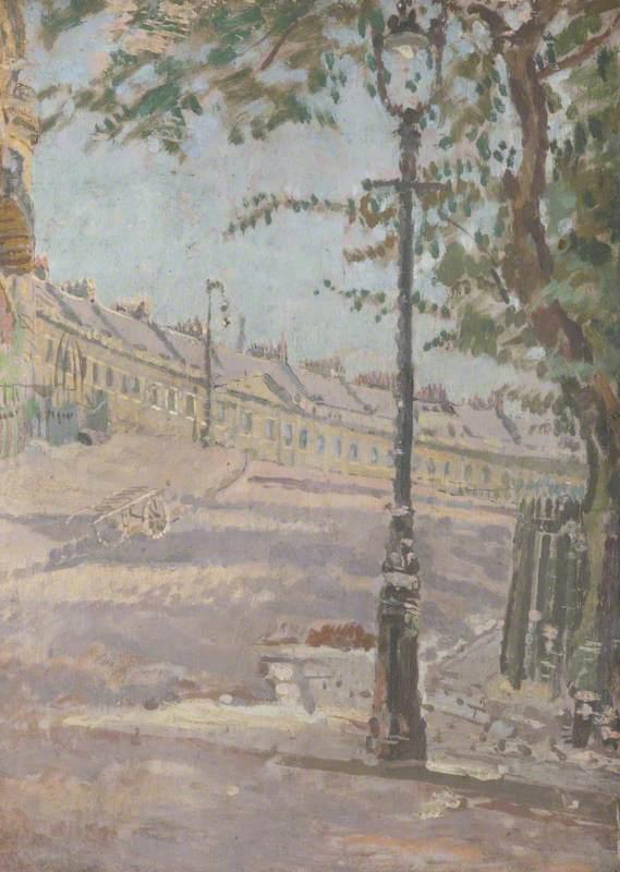 View of Terrace, Bath