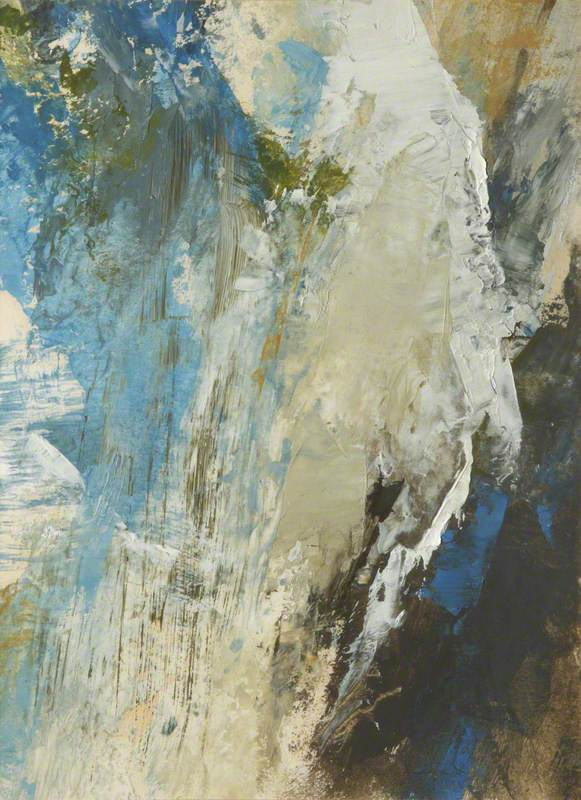 Study No. 1 for 'Waterfall'
