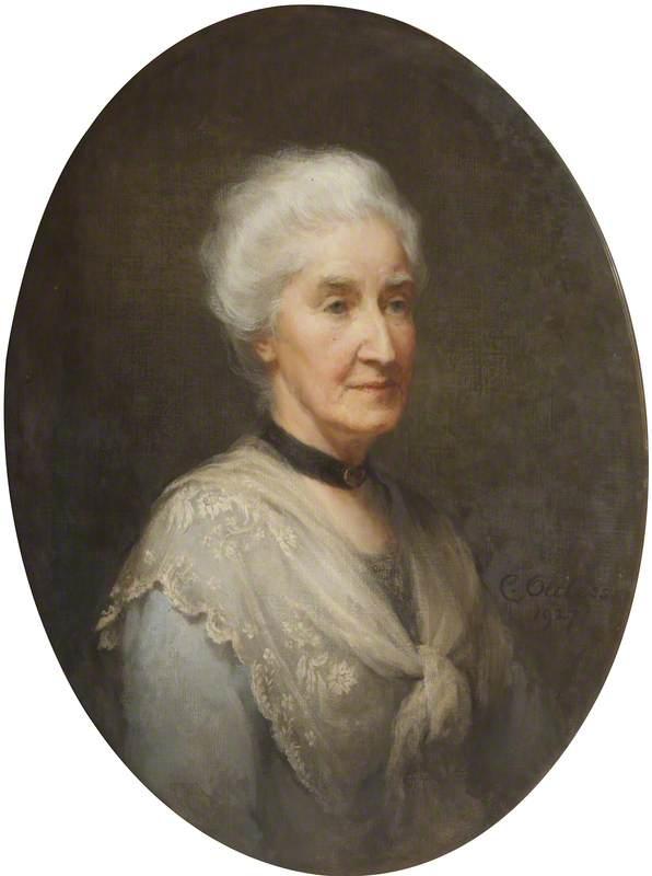 Esther Burrows, Principal (1893–1910)