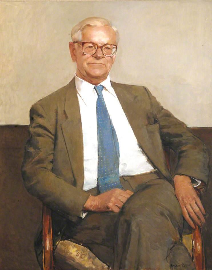 Sir John Kendrew, FRS