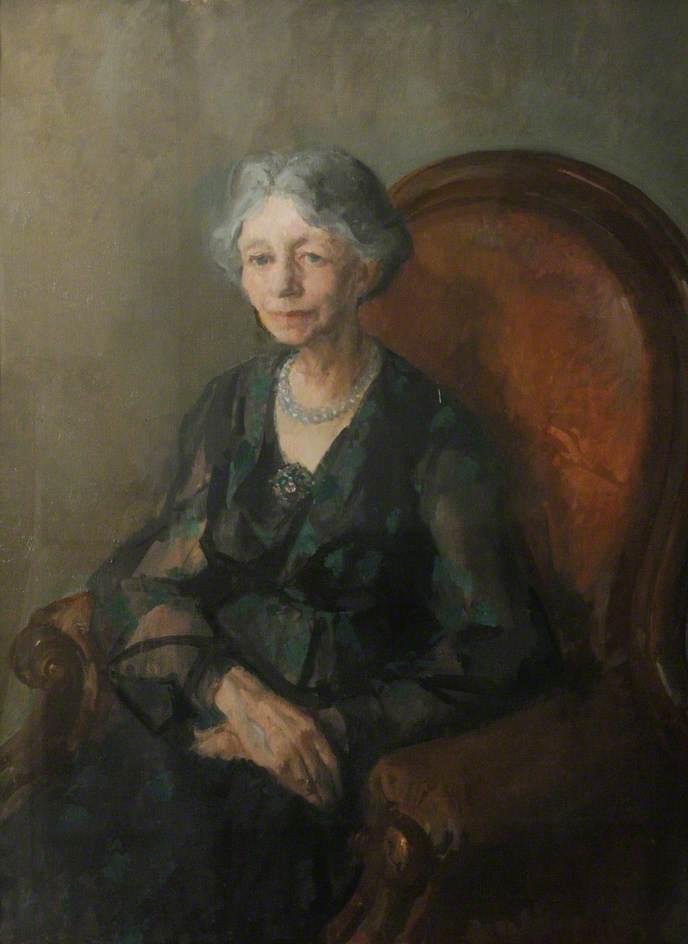 Ethel A. Jones