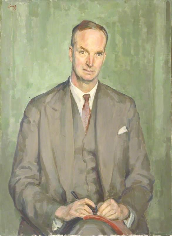 Oliver Shewell Franks, Baron Franks (1905–1992), Provost (1946–1948)