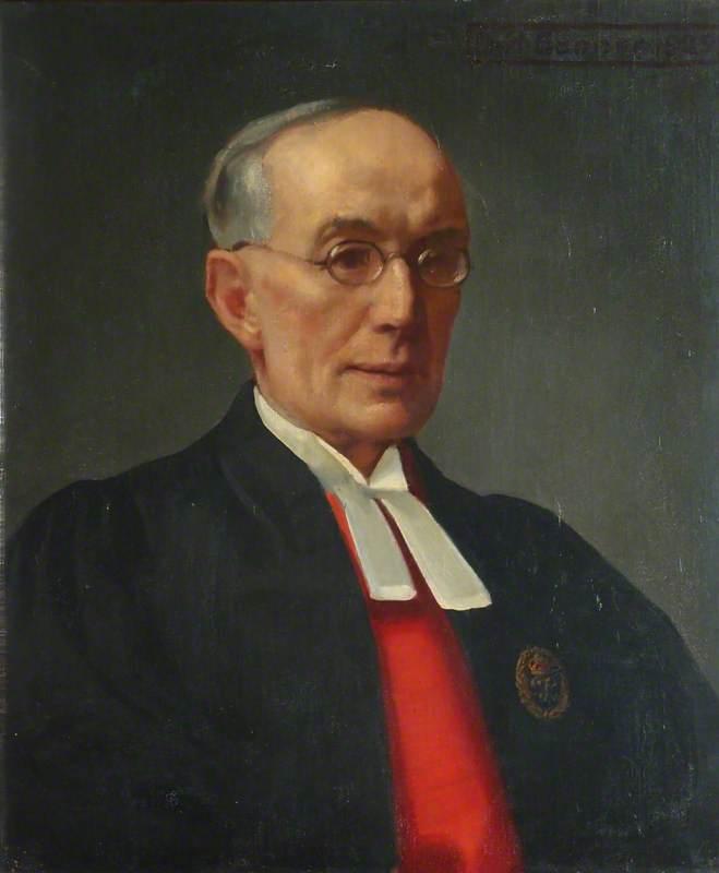 Edward Mewburn Walker (1857–1941), Provost (1930–1933)
