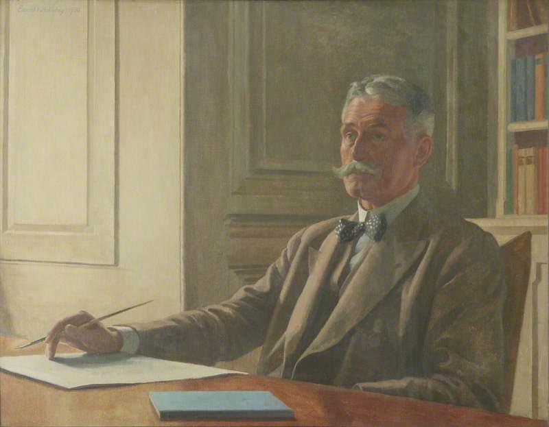 Thomas William Allen (1862–1950), Fellow (1890), Librarian