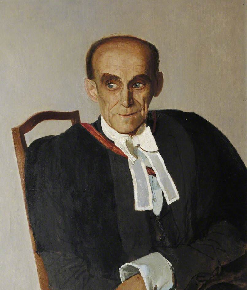 Sir Thomas L. P. Norrington (1899–1982), President of Trinity College