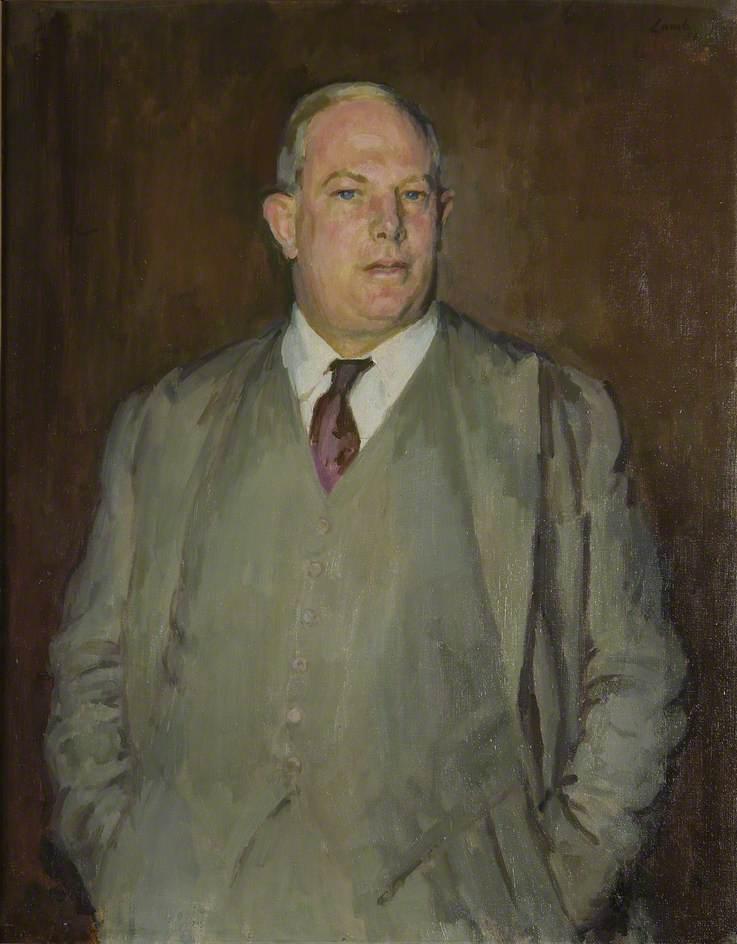 Sir Cecil Maurice Bowra (1898–1971), Fellow (1922), Warden (1938–1970)