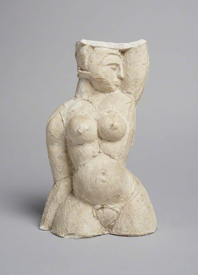 Female Nude – Torso