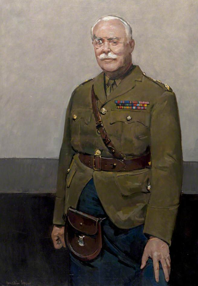 Bernard Fergusson (1911–1980), Lord Ballantrae