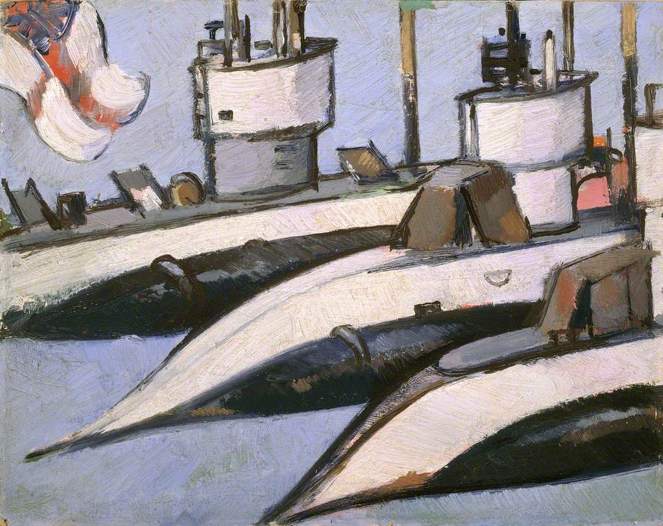 Three Submarines