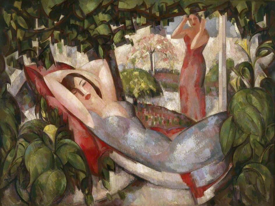 Summer, 1914 (Margaret Morris, 1891–1980)