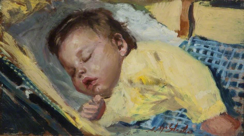 Child Asleep