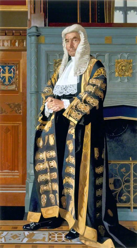 Bernard Weatherill, Speaker