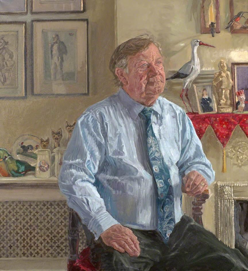 Kenneth Clarke, MP