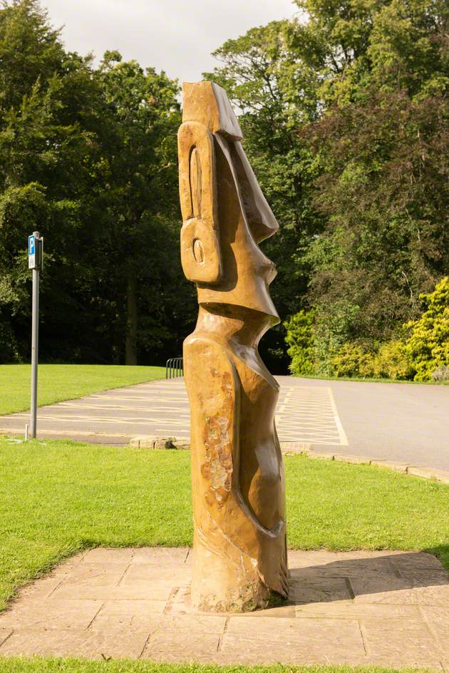 The Marton Moai: Ko Tutira Kei Ahunehenehe (The Lookout on the Platform of the Ancients)