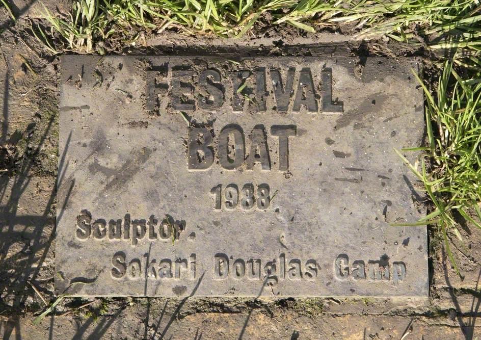 Festival Boat