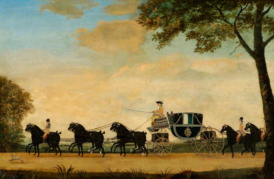The Marquess of Queensberry's Coach