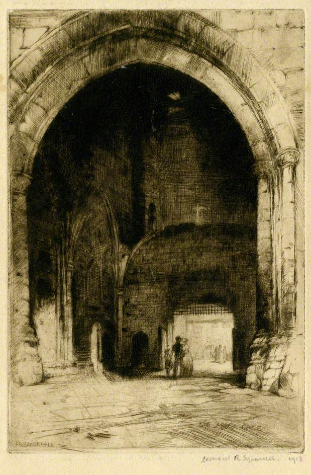 Abbey Gate, Bury St Edmunds