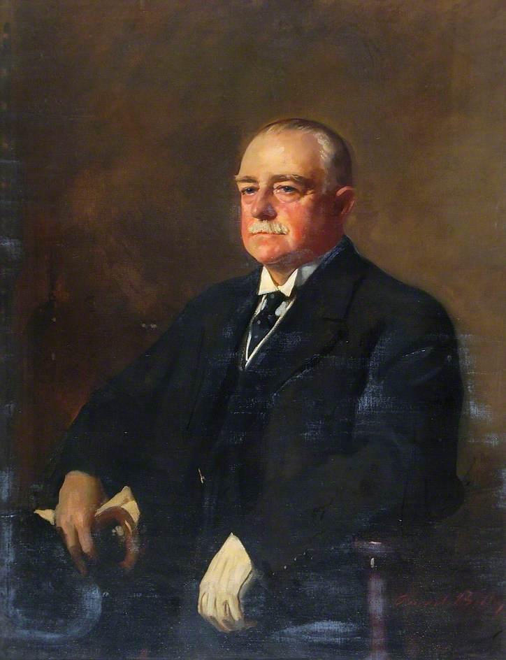 Sir Arthur Churchman (1867–1949), Lord Woodbridge