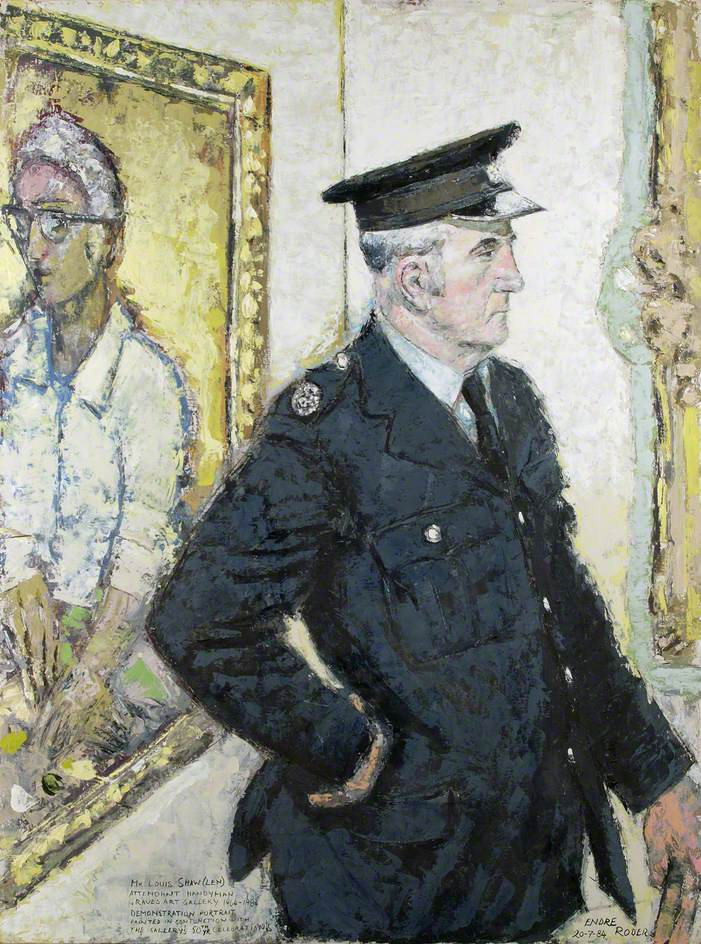 Mr Louis Shaw (Len)