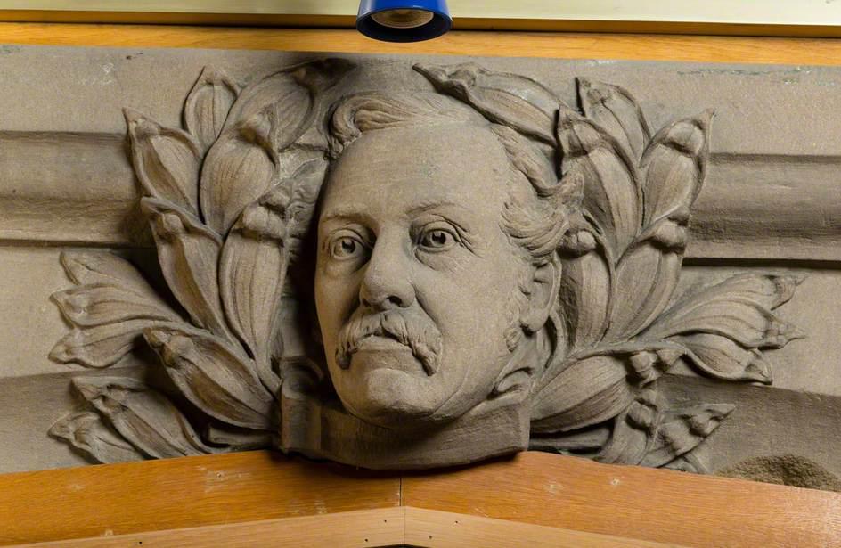 Sir George Franklin (1853–1916)