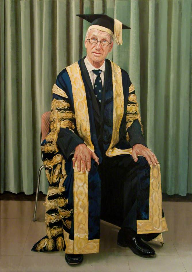 Sir Peter Middleton (b.1934), Chancellor of the University of Sheffield (since 1999)