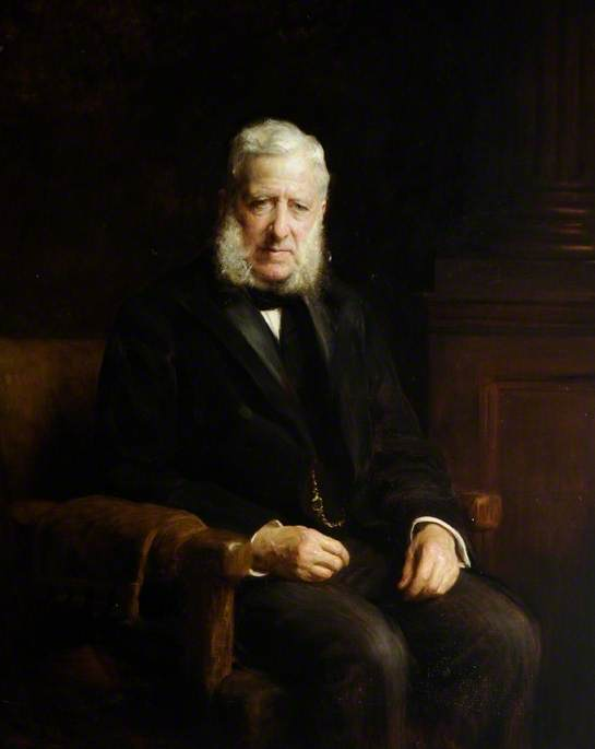 Sir Henry Stephenson (1826–1904)