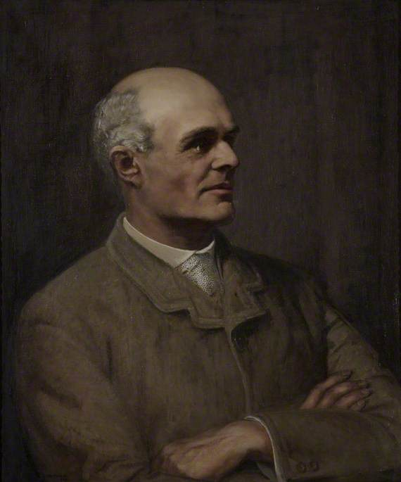 Portrait of an Unknown Founder of the Hospital