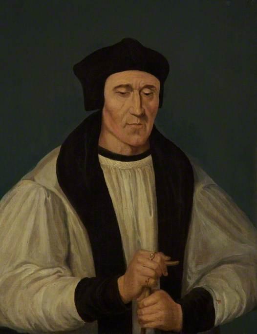 Richard Fox (c.1448–1528), Bishop of Wells (1492–1494)