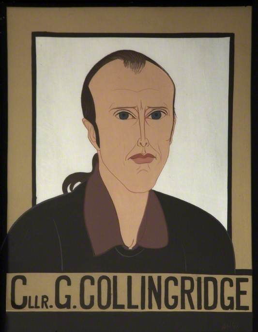 Councillor G. Collingridge (b.1958)